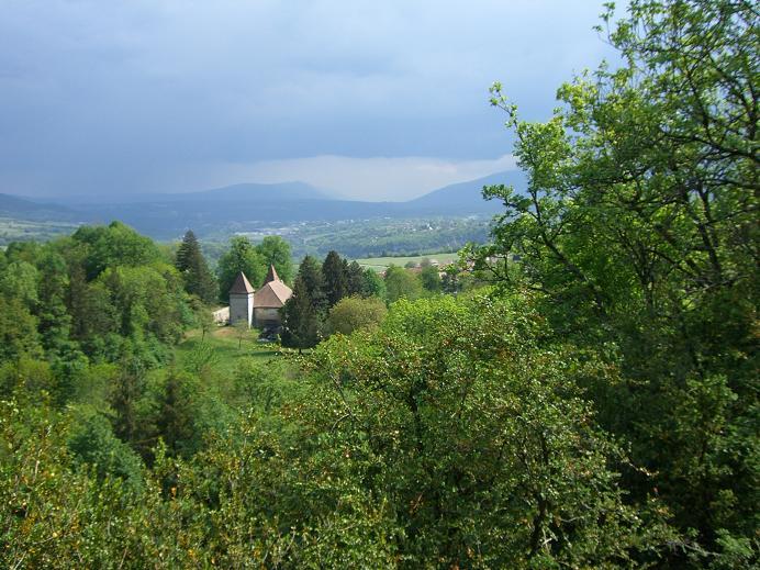 Le_chateau_dans_la_verdure